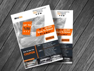 sales promotion flyer template psd new year flyer template psd free download New Year sale flyer template free PSD download BACK TO PROMO FLYER 326x245